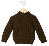 Burberry Boys' Wool Chunky Knit Sweater