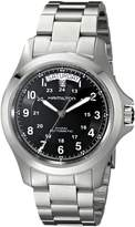 Hamilton Men's H64455133 Khaki King II Dial Watch