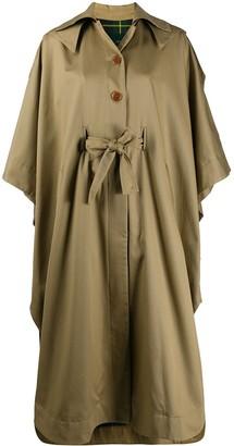 Jejia Loose-Belt Detail Coat