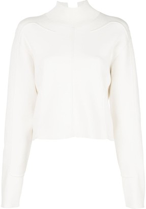 Proenza Schouler Cropped Sweater