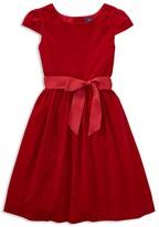 Ralph Lauren Girls' Corduroy Dress - Little Kid
