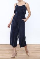 Modern Vintage Navy Cami Jumpsuit