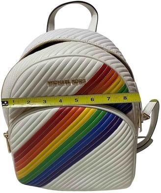 Michael Kors Multicolour Patent leather Backpacks