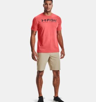 Under Armour Men's UA Fish Strike T-Shirt