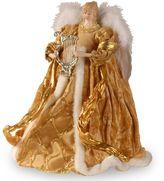 "National Tree Company 16"" Angel Figurine in Gold"