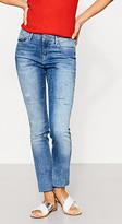 Esprit Patched 5 pocket jeans