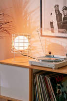 Urban Outfitters Grid Table Lamp