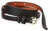 Old Navy Skinny Faux-Leather Belt for Women