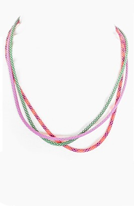 Ruby Grey Assorted 3-Pack Adult Face Mask Chains