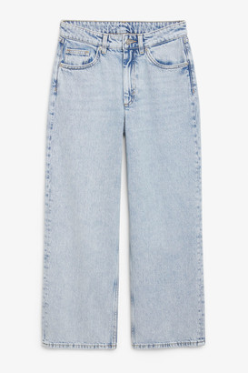 Monki Mozik jeans light blue
