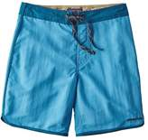 Patagonia Men's Scallop Hem Wavefarer® Board Shorts - 18""