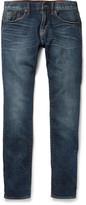 Jean Shop Jim Slim-Fit Selvedge Denim Jeans