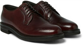 Brunello Cucinelli - Cordovan Leather Derby Shoes