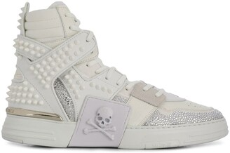 Philipp Plein high-top PHANTOM KICK$ sneakers