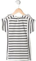 Chloé Girls' Short Sleeve Striped Top w/ Tags