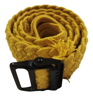 Isabel Marant Yellow Cotton Belts