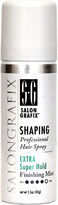 Ulta Salon Grafix Travel Size Shaping Hair Spray Extra Super Hold Styling Mist
