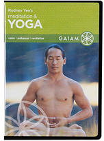 Gaiam Meditation & Yoga DVD 45933