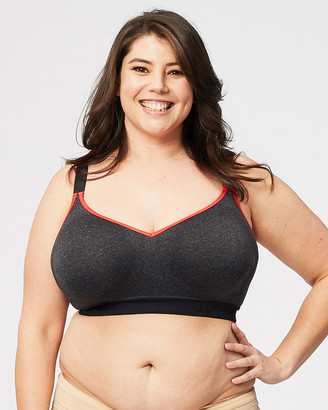 Cake Maternity Sugar Candy Crush Seamless Plus Size Lounge Bra (for F-H Cups)
