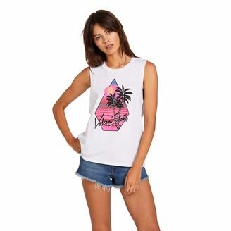 Volcom Women's Stone Hour Tank T-Shirt