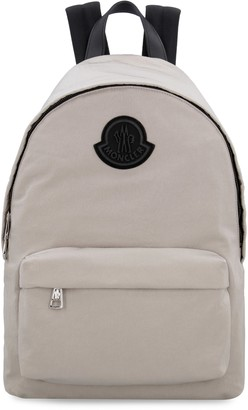 Moncler Pierrick Technical Fabric Backpack With Logo