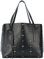 Jimmy Choo star studded tote - women - Leather - One Size