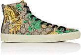 Gucci Men's Major High-Top Sneakers-BEIGE, DARK BROWN, TAN