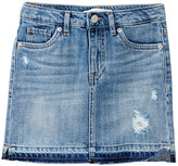 Levi's Levi&s High Rise Icon Skirt (Big Girls)