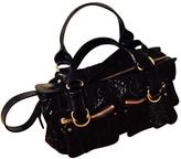 Chloé Patrnt Leather Pocket Sat.