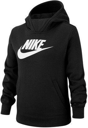 Nike Cotton Mix Sports Hoodie, 6-16 Years