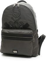Dolce & Gabbana Guns Nylon Backpack