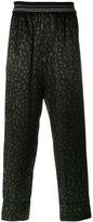 3.1 Phillip Lim printed trousers - men - Viscose - S