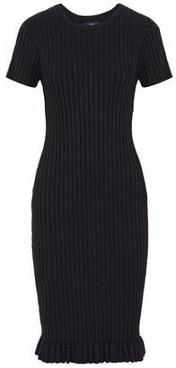 Line Knee-length dress