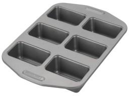 Circulon Nonstick 6-Cup Mini Loaf Pan