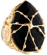 Rosantica Onyx Baronessa Cocktail Ring