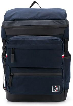 Tommy Hilfiger Triple Pocket Backpack
