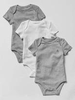 Gap Favorite short-sleeve bodysuit (3-pack)