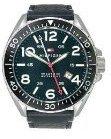 Tommy Hilfiger Men's 1791131 Casual Sport Analog Display Quartz Black Watch