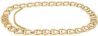Chloé C logo chain belt