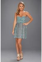 Parker Ariel Dress (Plaid Tye) - Apparel