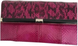Diane von Furstenberg Other Crocodile Handbags
