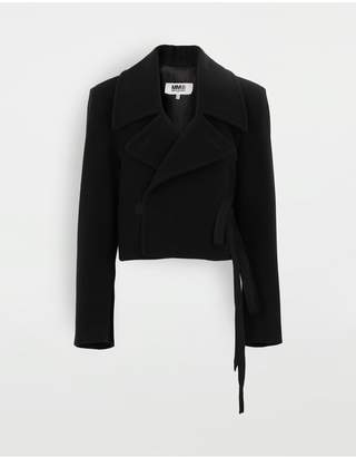 MM6 MAISON MARGIELA Jacket With Strings