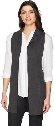 Foxcroft Women's Jodi Solid Sweater Vest