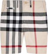 Burberry Check Pocket Shorts
