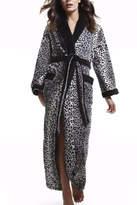 Pierre Cardin Leopard Print Gown