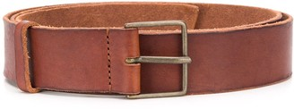 Forte Forte Soft Leather Buckled Belt
