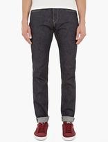Edwin Indigo ED-80 Slim-Tapered Denim Jeans