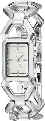 Steve Madden Women's Japanese-Quartz Watch with Alloy Strap