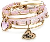 Alex and Ani Valentine Bangle Set