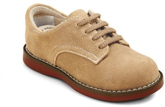 FootMates Toddler's & Little Kid's Dirty Buck Oxford Saddle Shoes
